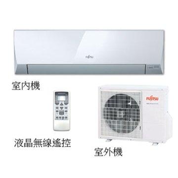 FUJITSU 富士通 2 ~ 4 坪 變頻分離式一對一冷暖 AS/AOCG22LLT