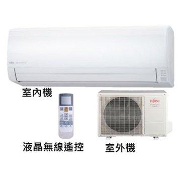 FUJITSU 富士通 4 ~ 6 坪 變頻分離式一對一冷暖 AS/AOCG32LJTA