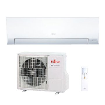 FUJITSU AS/AOCG028CMTA 2408K R32變頻分離1對1冷氣