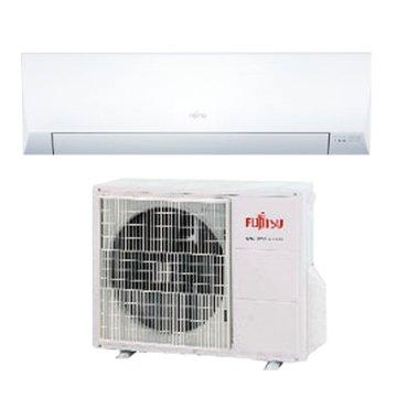 FUJITSU AS/AOCG028KMTA 2408K R32變頻冷暖分離1對1冷氣