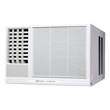 SANLUX 台灣三洋 8坪~9坪 左吹窗型冷氣 SA-L50B