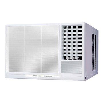 SANLUX 台灣三洋 8坪~9坪 右吹窗型冷氣 SA-R50B