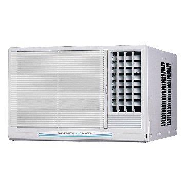 SANLUX 台灣三洋 SA-R281FE 2408K R410A 110V右吹窗型冷氣