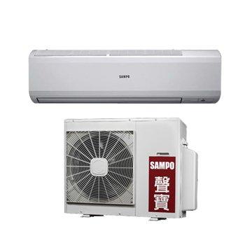 SAMPO AM/AU-PC5050 4300K*2 R410A分離1對2冷氣