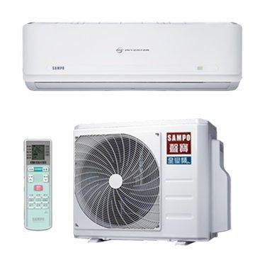 SAMPO AU-QC105DC3 9030K1對3變頻冷暖分離室外機