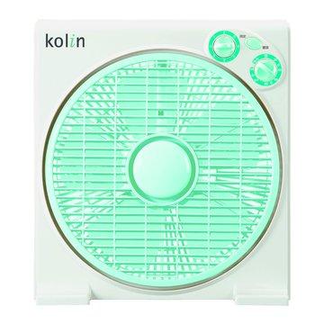 kolin 歌林 12吋 定時 箱扇 KF-BR121(福利品出清)
