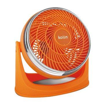 kolin 歌林 KFC-MN1010 10吋空氣循環扇(亮橘)(福利品出清)