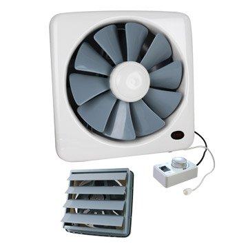 SUPA FINE 勳風 12吋 節能DC排風扇 HF-7112(福利品出清)