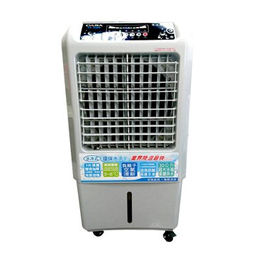 CASA 遙控定時 水冷扇 CA-608B(福利品出清)
