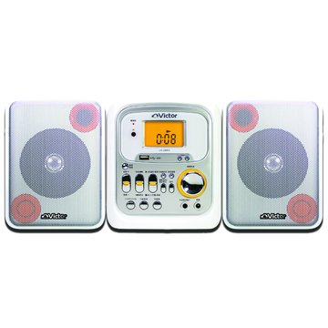 Victor 勝利 UX-UM03 CD/MP3/USB床頭音響(福利品出清)