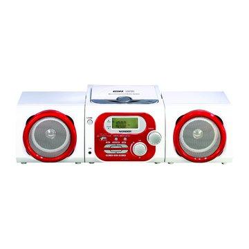 WONDER 旺德電通 WD-5303M CD/MP3床頭音響(福利品出清)