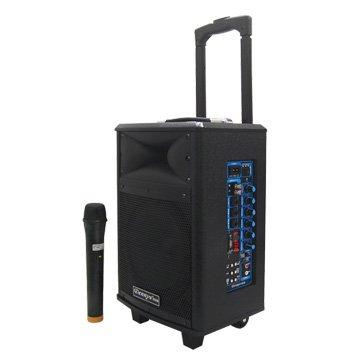 Dennys 鼎鋒WS-660 拉桿式移動音響