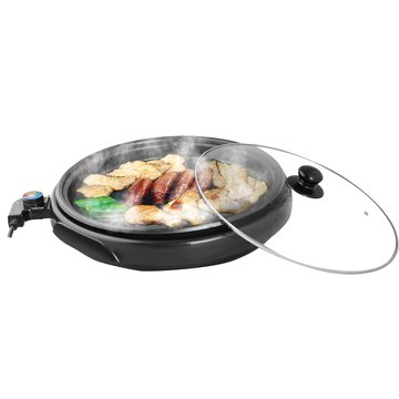 LAPOLO 藍普諾 LA-9122 37公分低脂圓烤盤
