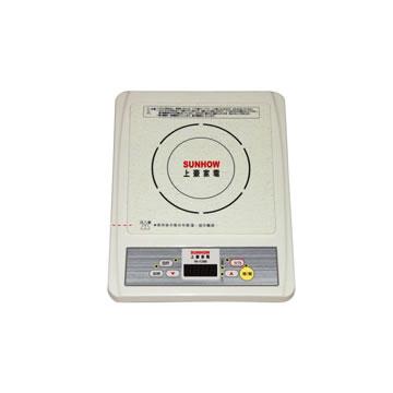 SUNHOW 上豪 IH-1390 1300W微電腦電磁爐(福利品出清)