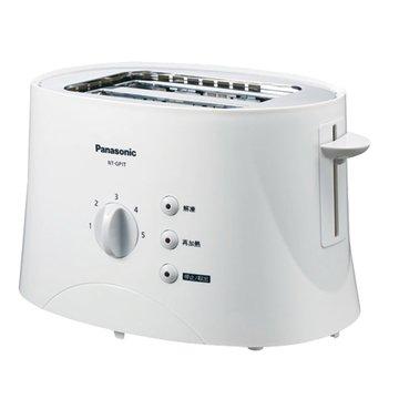Panasonic  國際牌NT-GP1T 五段調節解凍烤麵包機