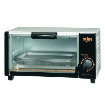 SAMPO 聲寶KZ-LA06 6L定時烤箱