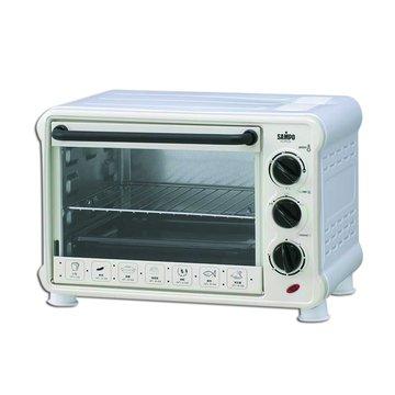 SAMPO 聲寶 KZ-PR18 18L全雞多功能電烤箱(福利品出清)