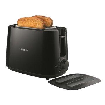 PHILIPS 飛利浦HD2582/92電子式智慧型厚片烤麵包機  黑