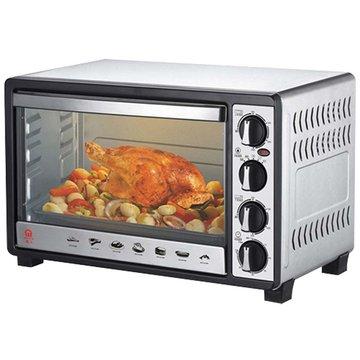 JINKON 晶工 JK-7300 30L雙溫控不鏽鋼旋風烤箱