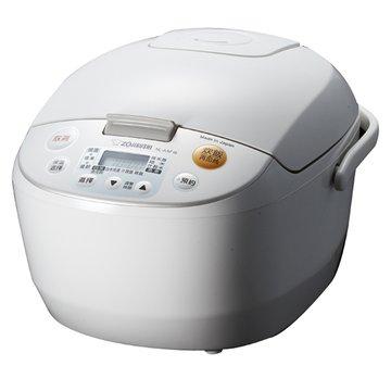 ZOJIRUSHI 象印10人份 微電腦電子鍋 NL-AAF18 灰白色