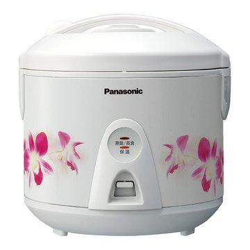 Panasonic 國際牌 20人份 機械式電子鍋 SR-TEH18 白色(福利品出清)