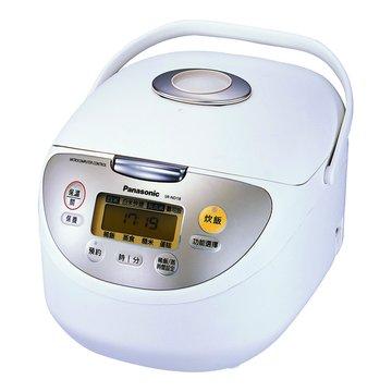 Panasonic 國際牌 6人份 微電腦電子鍋 SR-ND10 白色(福利品出清)