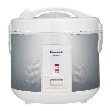 Panasonic  國際牌10人份 微電腦電子鍋 SR-TQ184 灰色(福利品出清)