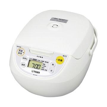 TIGER 虎牌JBV-S10R 6人份微電腦炊飯電子鍋