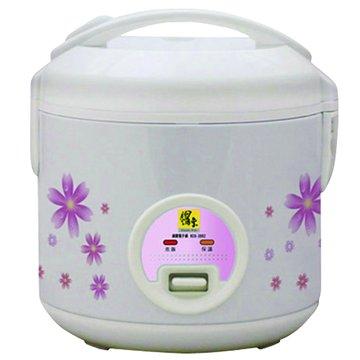 Cook Pot 鍋寶3人份 機械式電子鍋 RCO-3002 白色