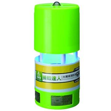 大家源 TCY-6303 光控掛壁LED光觸媒捕蚊機(福利品出清)