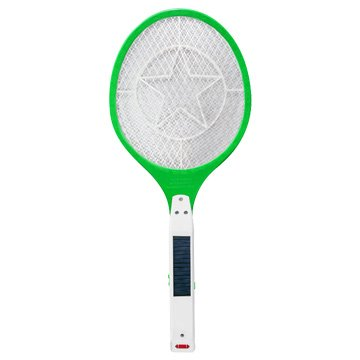 KINYO 金葉CM-2226 太陽能充電式電蚊拍(福利品出清)