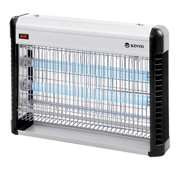 KINYO 金葉 KL-771 30W電擊式捕蚊燈(壁掛/直立)