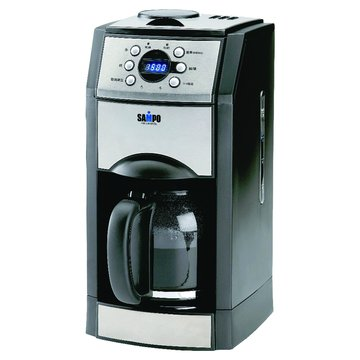SAMPO 聲寶HM-L8101GL 自動研磨美式咖啡機