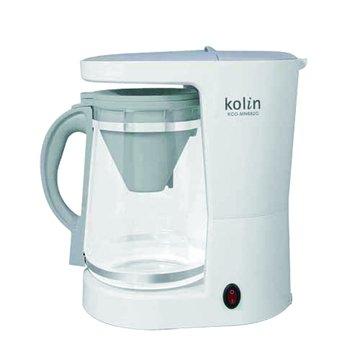 kolin 歌林KCO-MN682C 10人份兩用泡茶/咖啡機(福利品出清)