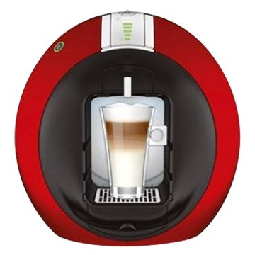 雀巢Circolo FS 膠囊咖啡機(星夜紅)(出清無膠囊)(福利品出清)