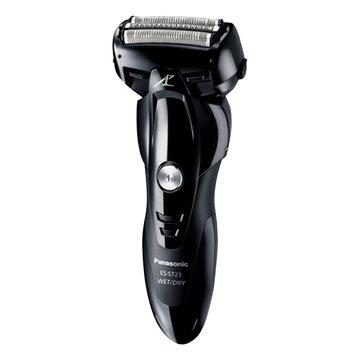 Panasonic 國際牌 ES-ST23 三刀頭充電式電鬍刀(黑)(日製)(福利品出清)
