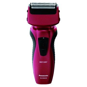 Panasonic 國際牌 ES-RW30-R 雙刀頭充電式電鬍刀(紅)(福利品出清)