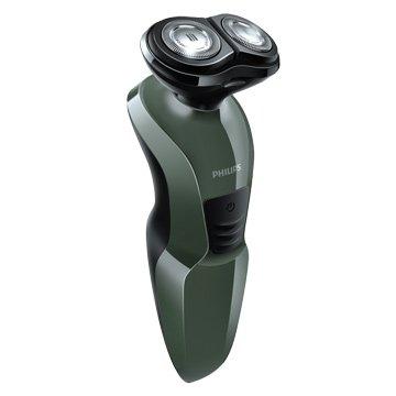 PHILIPS 飛利浦 YQ308 旋鋒系列水洗雙刀頭電鬍刀(福利品出清)