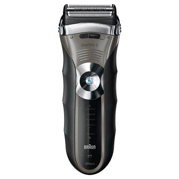 BRAUN 德國百靈390cc-5 3系列浮動三刀頭電鬍刀(福利品出清)