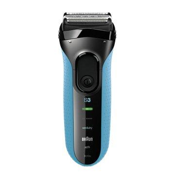 BRAUN 3010s 新三鋒系列電鬍刀(德國技術)