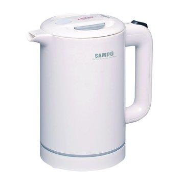 SAMPO 聲寶 KP-PB12D 1.2L防漏防燙分離式快煮壺(福利品出清)