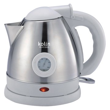kolin 歌林 PK-R1202S 1.2L不銹鋼電茶壺(福利品出清)