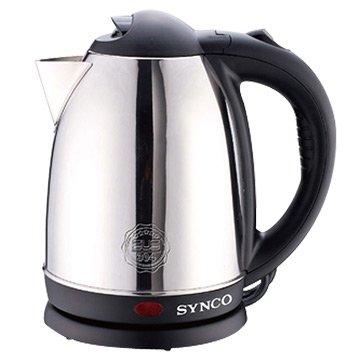SYNCO 新格牌 SEK-1755ST 1.7L不鏽鋼快煮壺