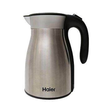 Haier HEK1700-1ZS 1.7L保溫型快煮壺(鐵灰)