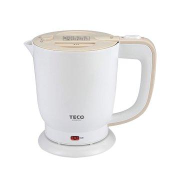 TECO 東元XYFKE7131 0.8L防燙#304不鏽鋼快煮壺