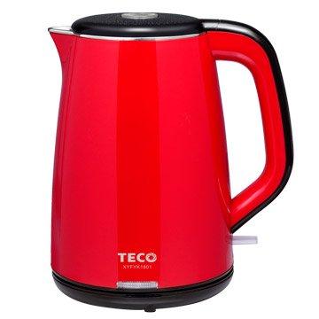 TECO 東元 XYFYK1801 1.8L雙層不鏽鋼快煮壺