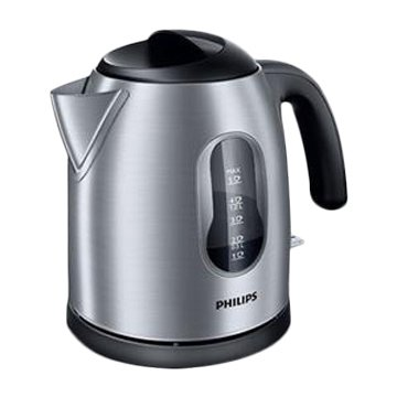 PHILIPS 飛利浦HD4622 不鏽鋼平底電動煮水壺(福利品出清)