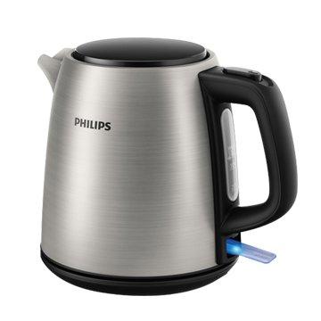 PHILIPS 飛利浦 HD9348/14 1L不鏽鋼煮水壺