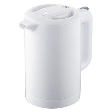 PINOH 品諾 DK-02 1.2L雙層防燙快煮壺(珍珠白)(福利品出清)