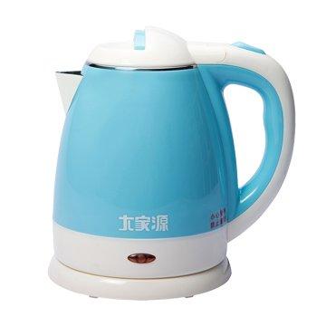 大家源 TCY-2752 1.2L不鏽鋼防燙快煮壺(福利品出清)